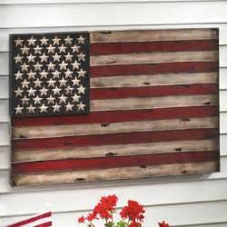 American Flag Wall Decor by American Flag Wall From Through The Country Door 39086