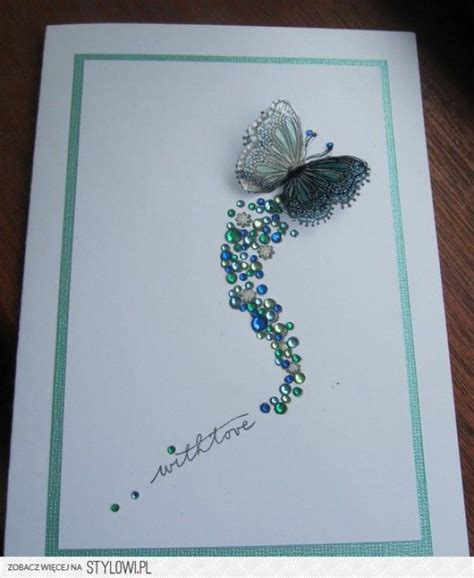 card butterfly butterfly card cards