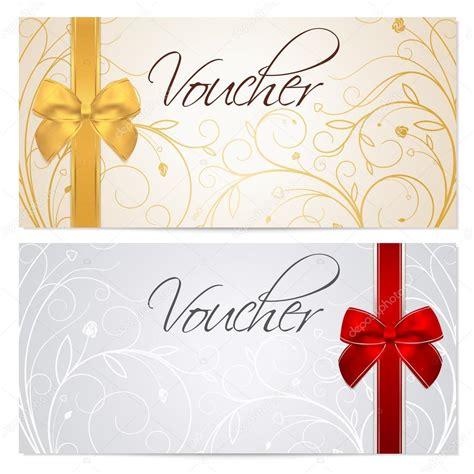 word gift certificate template buono buono regalo modello coupon con fiocco di