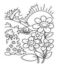 libro faerie garden spring colouring landscape cl 4 gif 922 215 1200 coloring 4 libros para colorear colorear y escolares