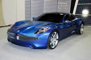 Electric Car Karma Naias 2008 Fisker Karma Luxury Hybrid