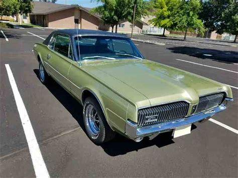 how to work on cars 1967 mercury cougar lane departure warning 1967 mercury cougar for sale on classiccars com