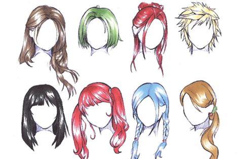 anime hairstyles wiki japanese anime hairstyles globerove japan hearts fashion