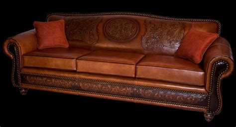 western style leather sofa western leather sofas lg interiors cowboy leather sofa