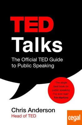 libro ted talks the official todos los libros del autor anderson