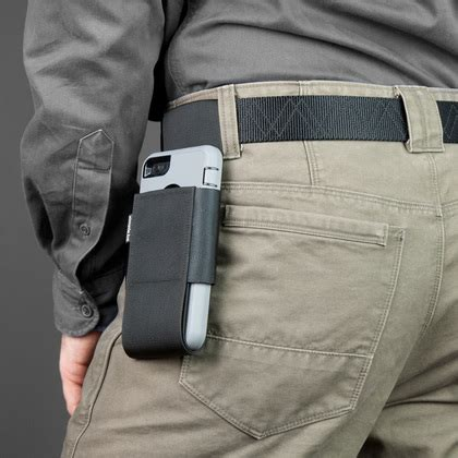 answer  smartphone holster