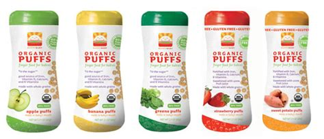 Happy Baby Organic Puff happybaby introduces gluten free puffs tiny green