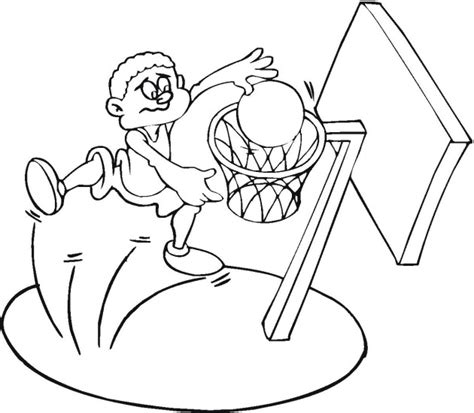 funny basketball coloring pages basketball coloring pages 360coloringpages