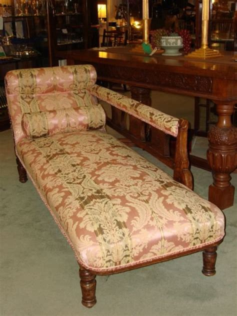 reupholster chaise lounge fabulous victorian chaise longue beautifully reupholstered