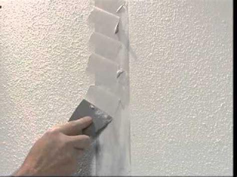Gaten Vullen Muur Structuur by How To Doe Het Zelf Spack Alabastine