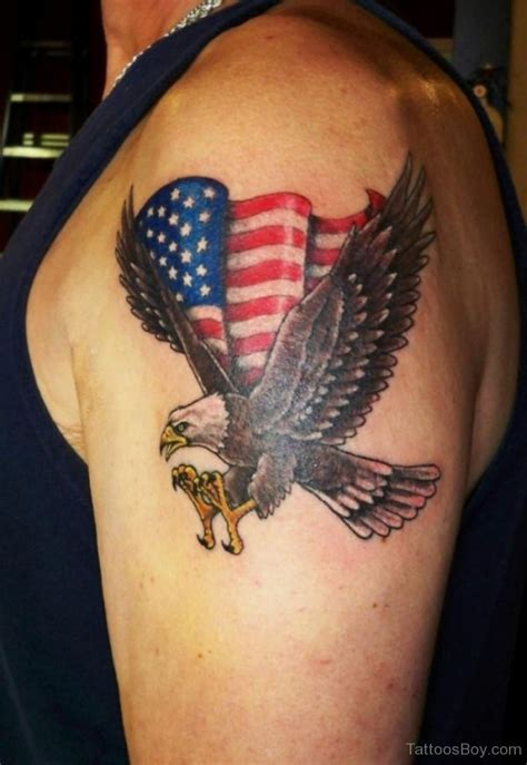 american flag back tattoos flag tattoos designs pictures page 5