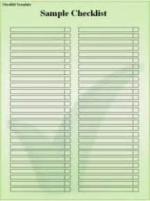 checklist template word 2013 checklist template free formats excel word