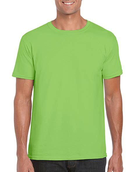 Kaos Polos Import Gildan Softstyle Royal Blue S Xl gildan t shirt softstyle for him blue dune