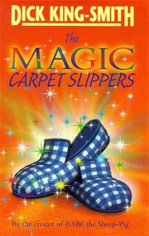 libro the magic carpet slippers the magic carpet slippers by king smith