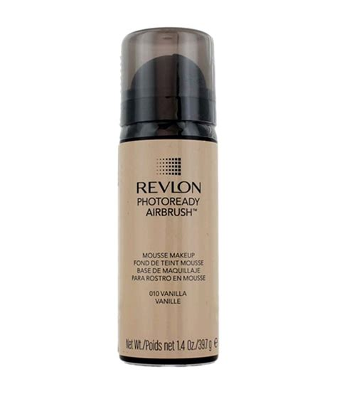 Revlon Photoready Airbrush revlon photoready airbrush mousse foundation vanilla 010