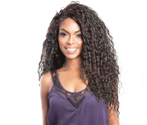 Do Dominican In Burlington Do Deep Wave Curl For Natural Curls   isis collection caribbean dominican deep wave bulk
