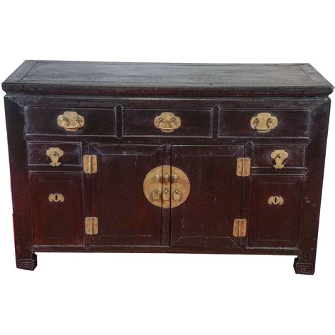 chinese black lacquer cabinet antique chinese cabinet antique furniture