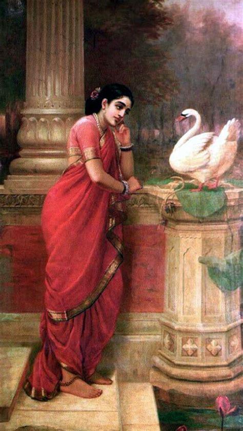 raja ravi varma paintings  century indian
