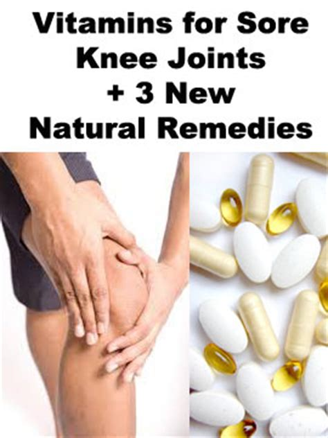 vitamins for joints vitamins for sore knee joints plus 3 new remedy options cryotherapy toronto