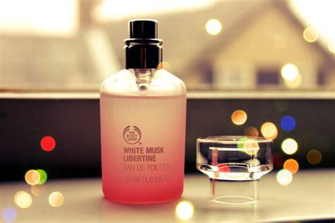 Parfum The Shop White Musk Libertine the shop white musk libertine teddlicious