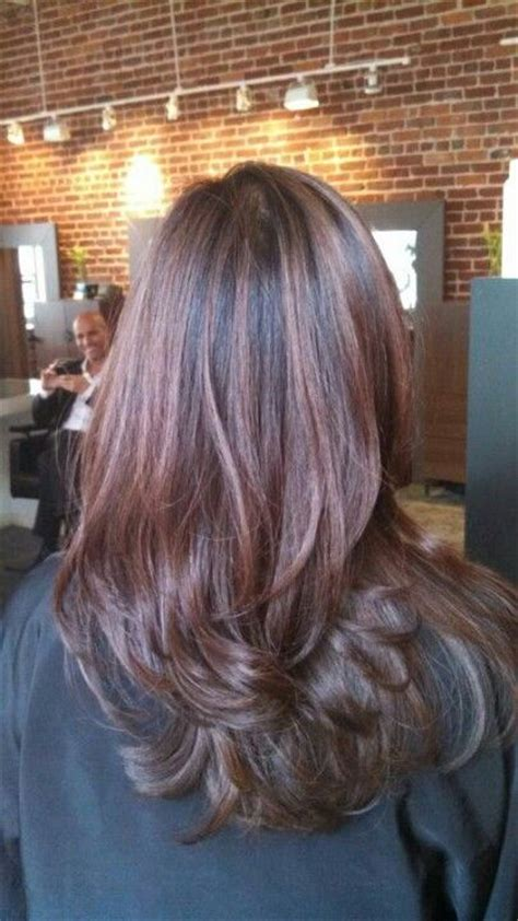 pictires of highlighted hair todfee color 60 best brown hair with highlights ideas the trend spotter