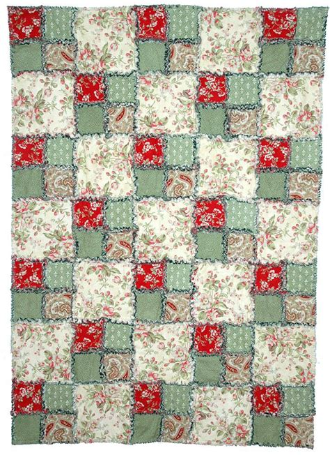Rag Quilts For Beginners by Free Quilt Patterns