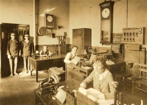 Next Desk by Office Photos 1920s