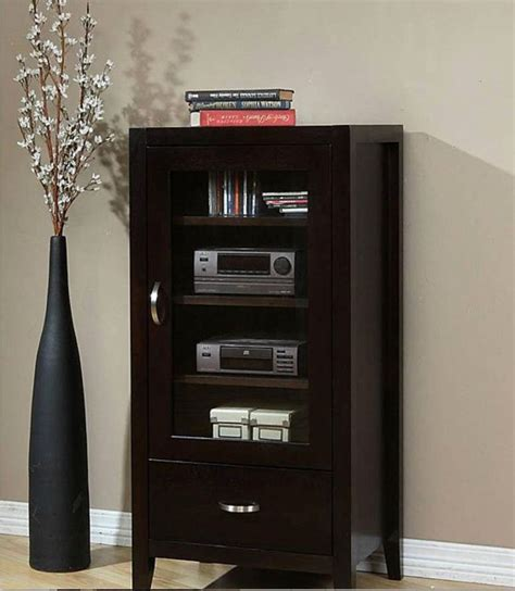 audio cabinet home sound system stereo rack entertainment