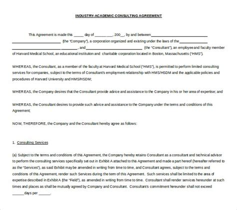 contract word template doc 1002646 contract templates bizdoska