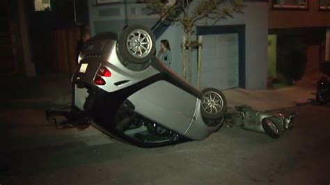 smart car prank smart cars damaged in stupid prank the about cars