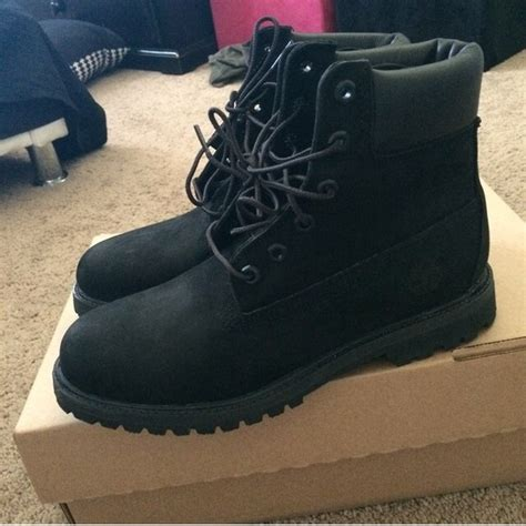 tim boots 50 timberland boots black new tims from s