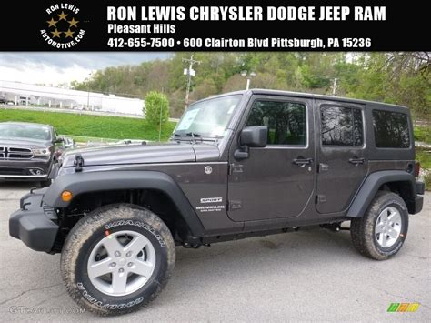jeep granite crystal metallic granite crystal jeep wrangler unlimited autos post