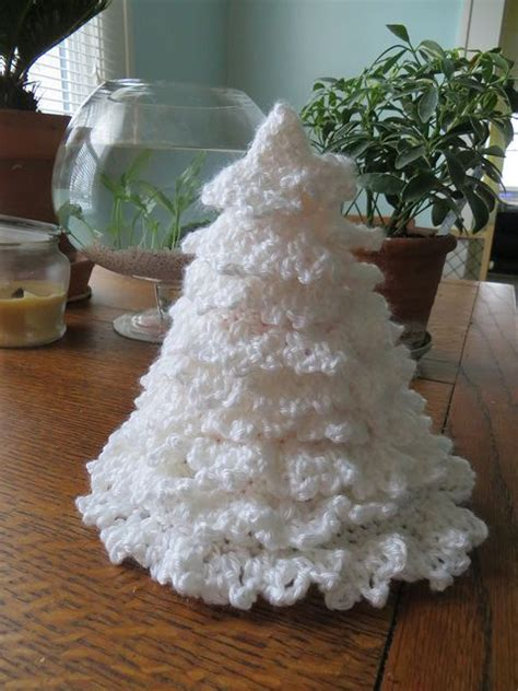 best 25 crochet christmas trees ideas on pinterest