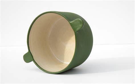 Workaday Handmade - workaday handmade small green casserole kindred black