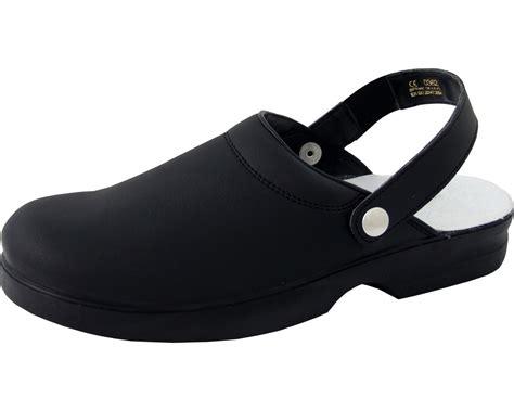 clogs for nursing womens nursing clogs in black s958 mammothworkwear