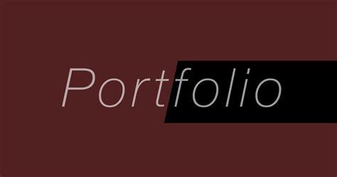 Wtamu Mba Portfolio Pdf by Portfolio Page 1