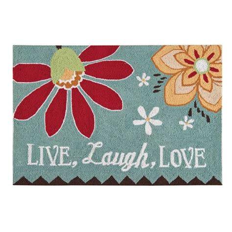 live laugh rug live laugh washable rug 2 x 3