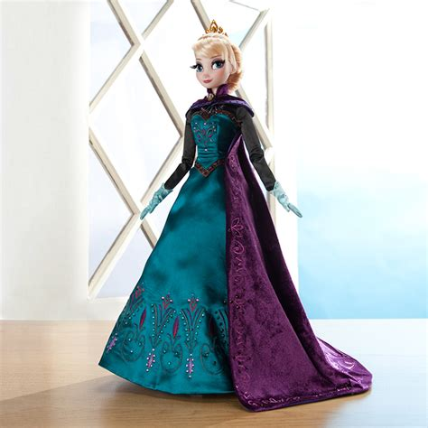 frozen doll limited edition frozen and elsa dolls coming soon