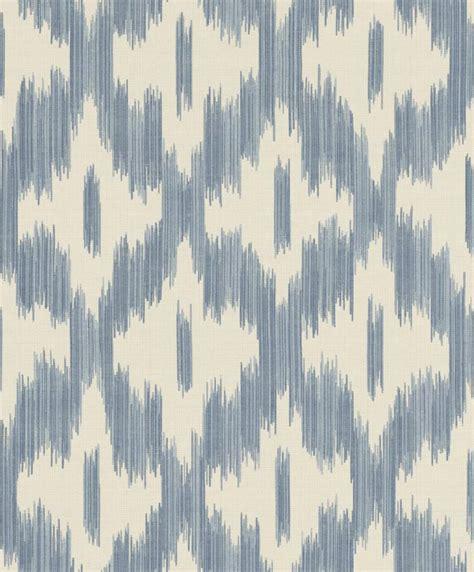 ethno pattern white wallpaper barbara sch 246 neberger ethno white blue 527728