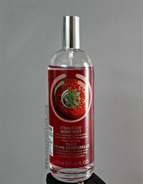 Strawberry Mist 100ml the shop strawberry mist b h a r t i p u r i