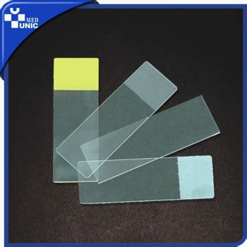 Microscope Slide 7101 disposable lab microscope glass slide 7101 7102 7105 7107 7109 buy glass slides product on