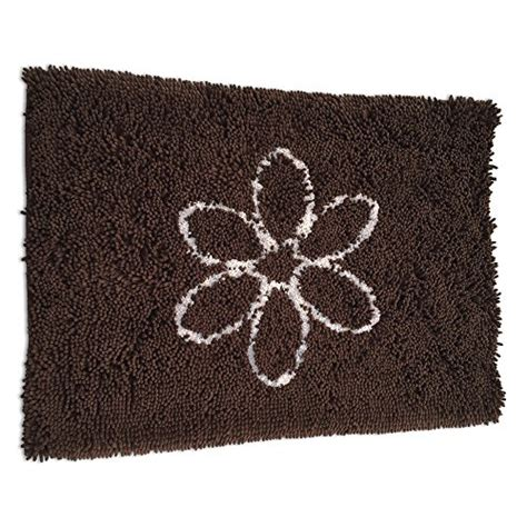 Absorbent Doormat For Dogs camon walky rug thick microfiber pet doormat anti slip backing