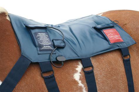 tapis massant avis couverture massante horseware sportz vibe