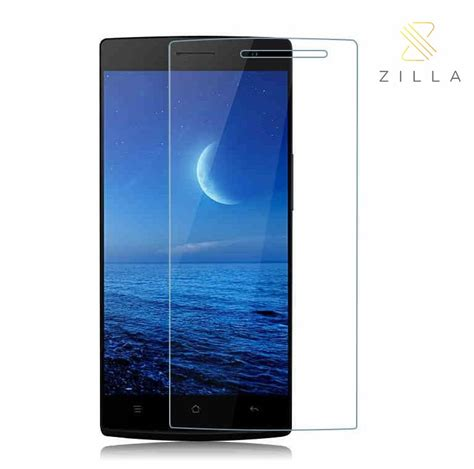 Tempered Glass Protection Screen 026mm For Oppo Find 7 T3009 1 zilla 2 5d tempered glass curved edge 9h 0 33mm for oppo