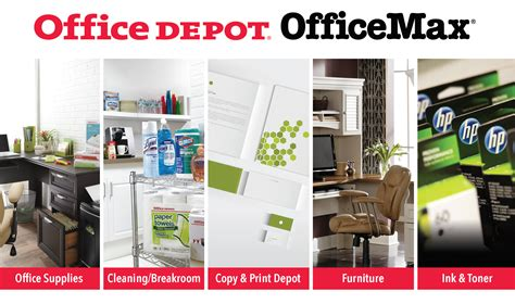 Office Depot Toner Recycling Office Supplies Furniture Windfall