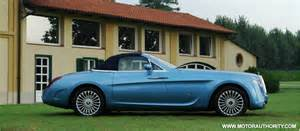 Rolls Royce Hyperion Price Price Dropped On Pininfarina Designed Hyperion Rolls Royce