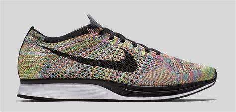 Sepatu Nike Flyknit Racer 05 nike flyknit racer quot rainbow quot release date nike au