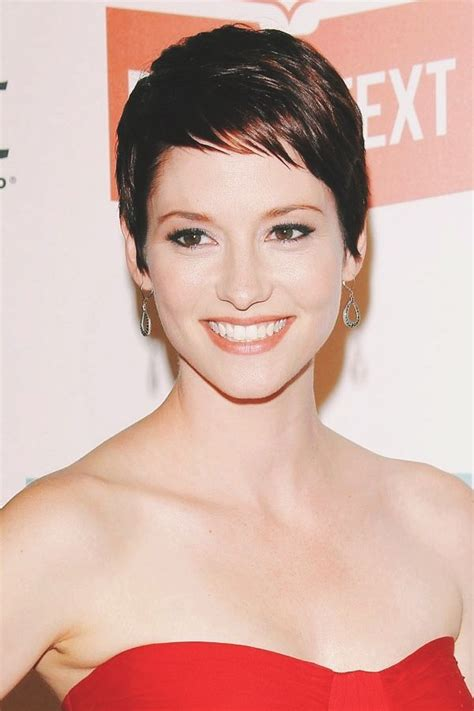 chyler leigh short hairstyles best short pixie haircut for fine 142 best short hair inspiration images on pinterest