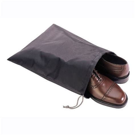 travel shoe bags waterproof travel shoe bags set drawstring closure