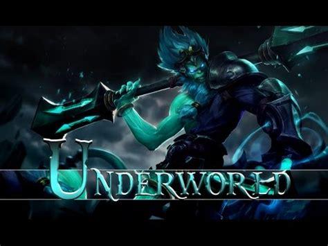 league  legends underworld wukong skin spotlight